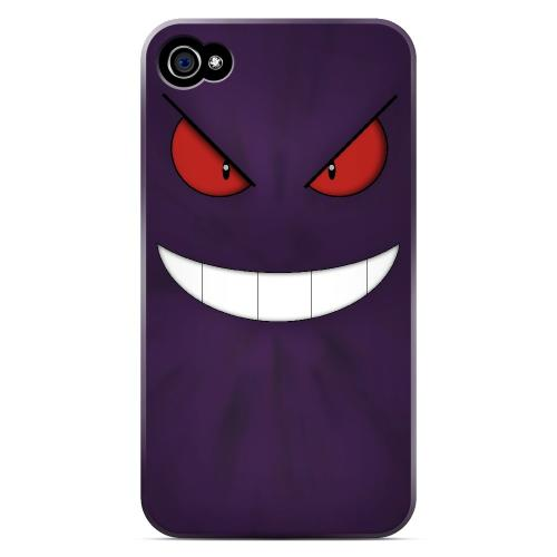 Evil Garp - Geeks Designer Line Toon Series Matte Case for Apple iPhone 4/4S