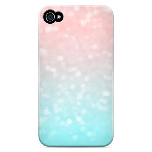 Light Whimsy - Geeks Designer Line Ombre Series Matte Case for Apple iPhone 4/4S