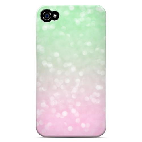 Pastel Stop 'n Go - Geeks Designer Line Ombre Series Matte Case for Apple iPhone 4/4S
