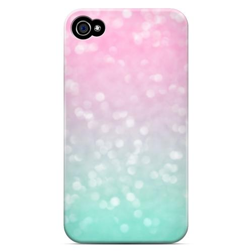 Cherry Blossom Scream - Geeks Designer Line Ombre Series Matte Case for Apple iPhone 4/4S