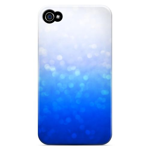 Into the Deep - Geeks Designer Line Ombre Series Matte Case for Apple iPhone 4/4S