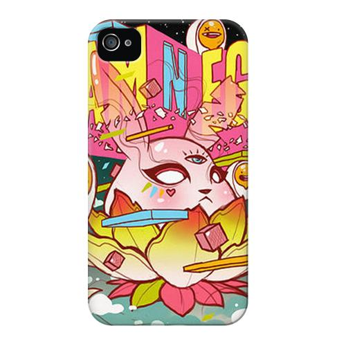 TokiMonsta's Birthday Special SPAM N EGGS Series Hard Case for Apple iPhone 4/4S