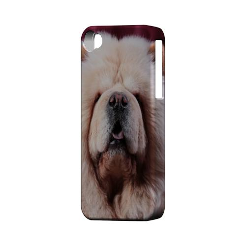 Chow Chow Geeks Designer Line Puppy Series Matte Hard Case for Apple iPhone 4/4S