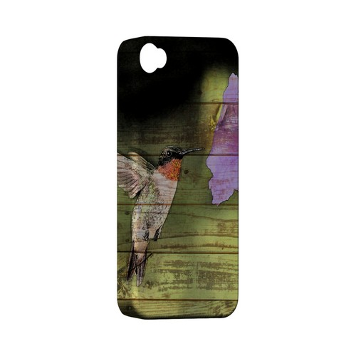 Hummingbird - Geeks Designer Line (GDL) Apocalyptic Series Matte Back Cover for Apple iPhone 4/4S