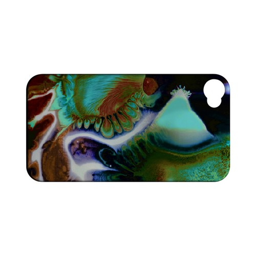 Shades of Eunmi - Geeks Designer Line (GDL) Apocalyptic Series Matte Back Cover for Apple iPhone 4/4S