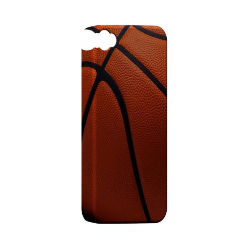 Basketball Geeks Designer Line Sports Series Matte Hard Case for Apple iPhone 4/4S