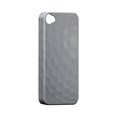 Golf Ball Geeks Designer Line Sports Series Matte Hard Case for Apple iPhone 4/4S