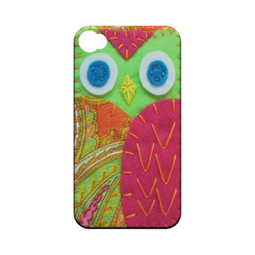 Neon Green/ Pink Geek Nation Program Exclusive Jodie Rackley Series Hard Case for Apple iPhone 4/4S