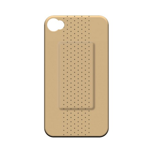 Bandaid Geeks Designer Line Polka Dot Series Matte Hard Case for Apple iPhone 4/4S
