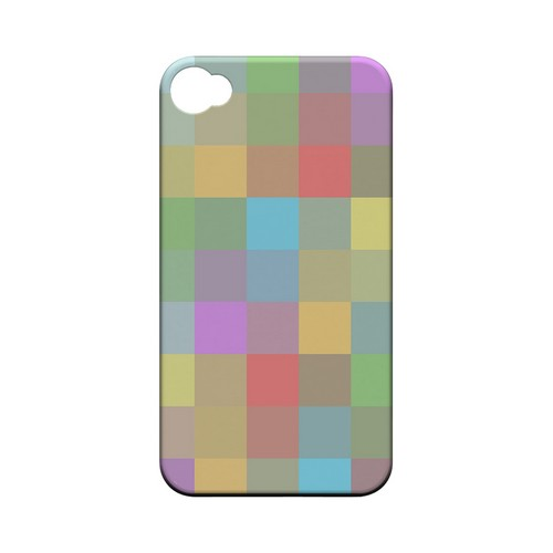 Pixelated Geeks Designer Line Polka Dot Series Matte Hard Case for Apple iPhone 4/4S
