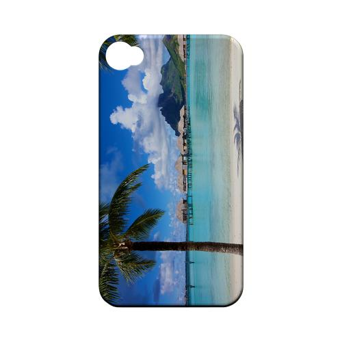 Bora Bora Geeks Designer Line Beach Series Matte Hard Case for Apple iPhone 4/4S