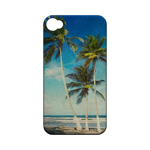Coconut Geeks Designer Line Beach Series Matte Hard Case for Apple iPhone 4/4S