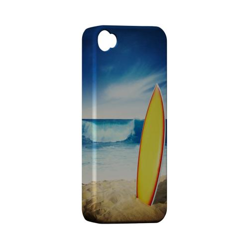 Surfland Geeks Designer Line Beach Series Matte Hard Case for Apple iPhone 4/4S