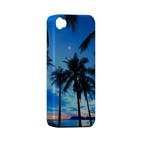 Tropical Sunset Geeks Designer Line Beach Series Matte Hard Case for Apple iPhone 4/4S