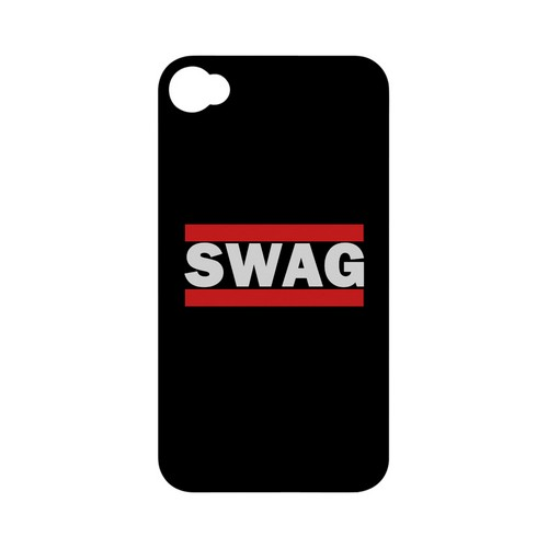 Swag DMC - Geeks Designer Line Swag Series Matte Case for Apple iPhone 4/4S