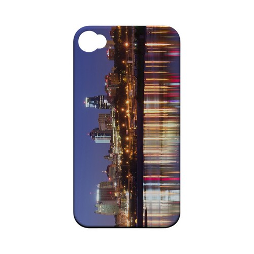 Kansas City - Geeks Designer Line City Series Matte Case for Apple iPhone 4/4S
