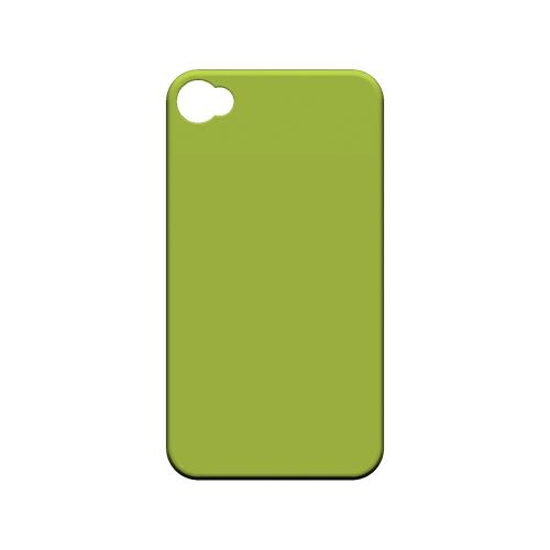 S13 Pantone Tender Shoots - Geeks Designer Line Pantone Color Series Matte Case for Apple iPhone 4/4S