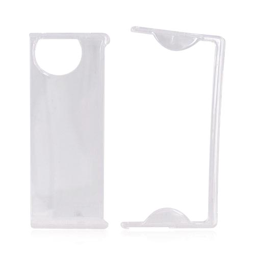 Kyocera Echo M9300 Hard Case - Clear