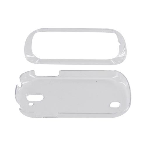 LG Doubleplay Hard Case - Clear