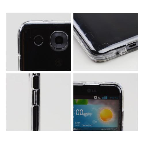 Clear Hard Case for LG Optimus G Pro