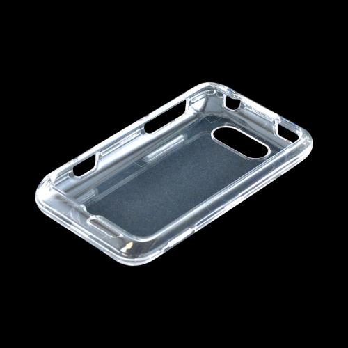 LG Motion 4G Hard Case - Transparent Clear