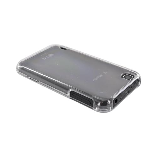 T-Mobile MyTouch Hard Case - Clear