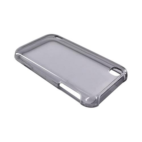 T-Mobile Mytouch Hard Case - Transparent Smoke