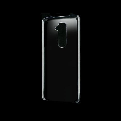 Clear Hard Back Cover Case for LG G2 (AT&T, T-Mobile, & Sprint)
