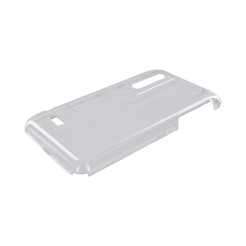LG Thrill 4G Hard Case - Clear