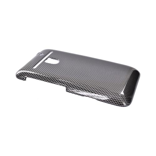 LG Revolution, LG Esteem Hard Case - Carbon Fiber
