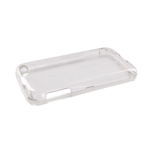 Motorola Atrix 4G Hard Case - Transparent Clear