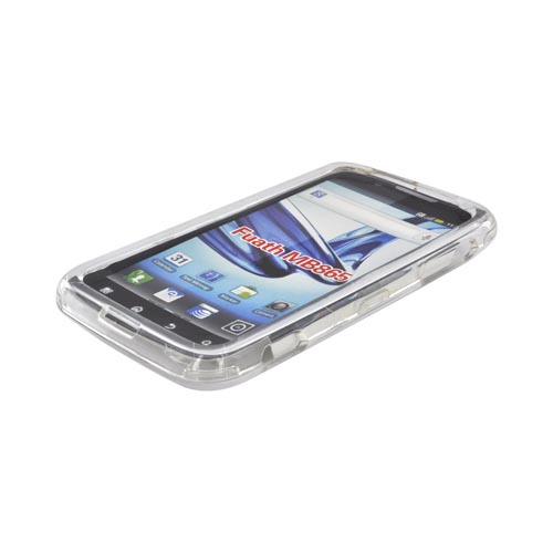 Motorola Atrix 2 Hard Case - Clear