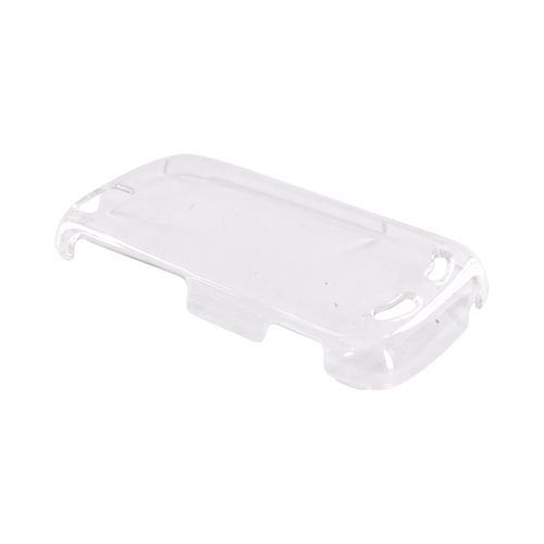 Motorola CLIQ 2 Hard Case - Transparent Clear