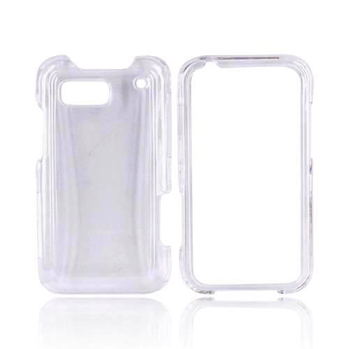 Motorola Defy Hard Case - Transparent Clear
