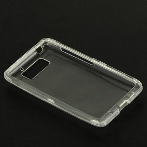 Clear Hard Case for Motorola Droid Ultra/ Droid MAXX