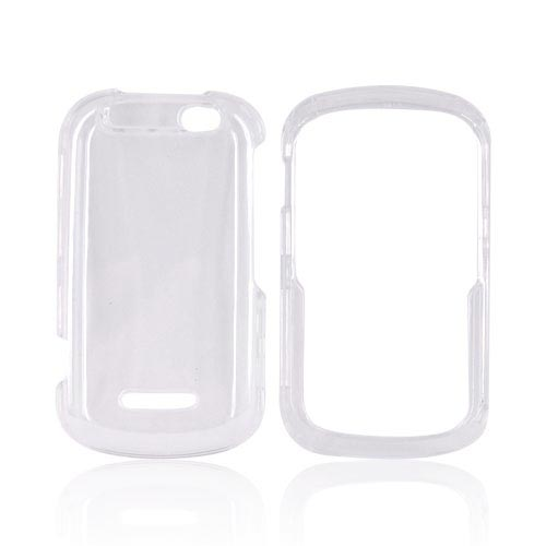 Motorola Clutch+ i475 Hard Case - Clear