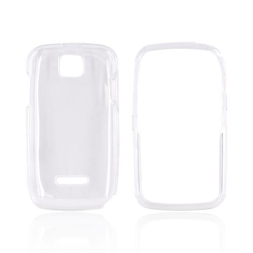 Motorola Theory Hard Case - Clear