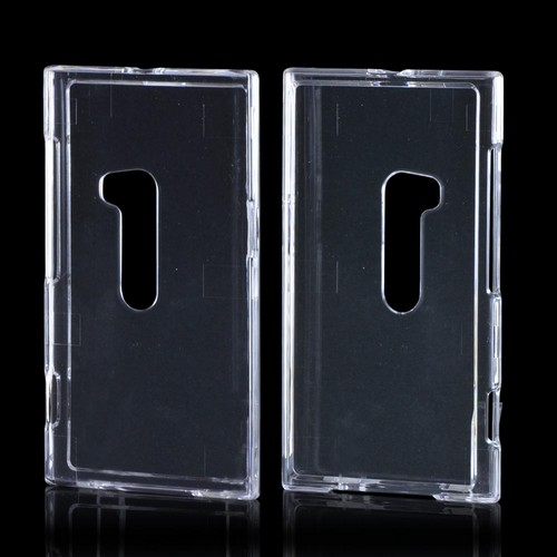 Clear Transparent Hard Case for Nokia Lumia 920