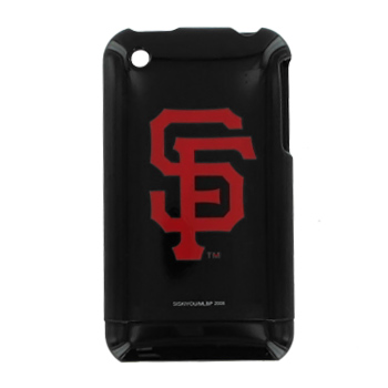 MLB Licensed Apple iPhone 3g Hard Case - San Francisco Giants