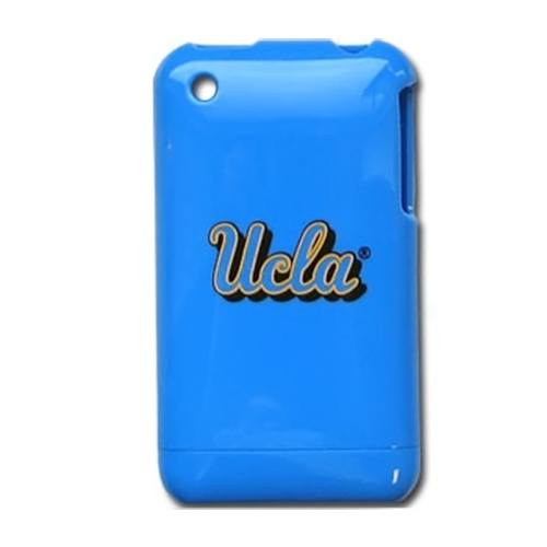 NCAA Licensed Apple iPhone 3G Hard Case - UCLA Bruins