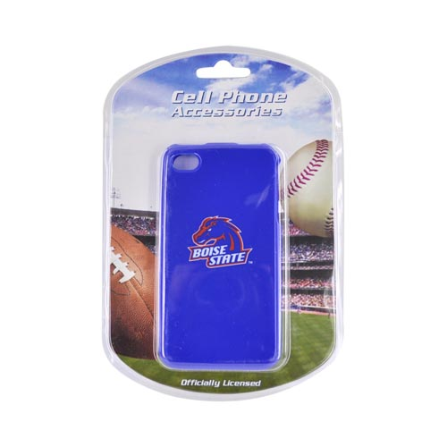 NCAA Licensed Apple Verizon/ AT&T iPhone 4, iPhone 4S Hard Case - Boise State Broncos