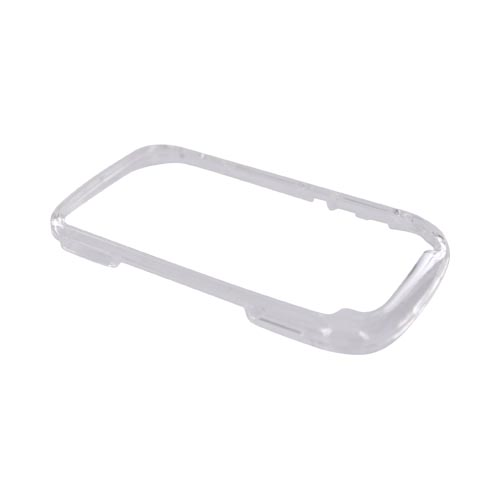 Pantech Caper Hard Case - Clear
