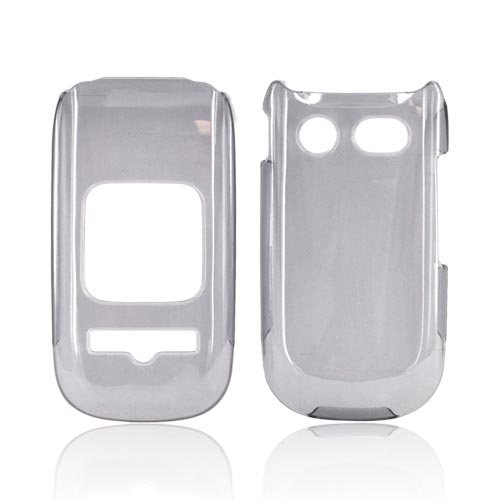 Pantech Breeze 3 Hard Case - Transparent Smoke