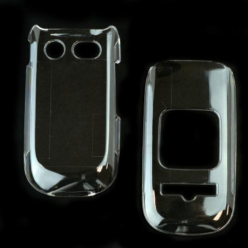 Clear Hard Case for Pantech Breeze IV