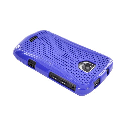 Samsung Droid Charge Hard Case - Xmatrix Blue