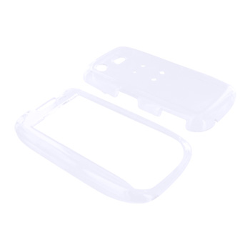 Samsung Impression A877 Hard Case - Transparent Clear
