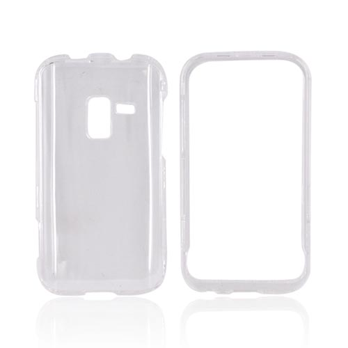 Samsung Conquer Hard Case - Clear