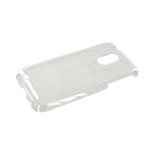 Samsung Epic 4G Touch Hard Case - Transparent Clear