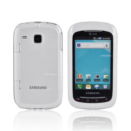 Samsung DoubleTime Hard Case - Clear