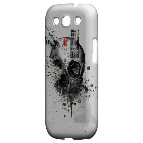 Geeks Designer Line (GDL) Apocalyptic Series Samsung Galaxy S3 Matte Hard Back Cover - Deconstruction